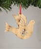 Bamboo Dove OrnamentHallmark Christmas Ornament