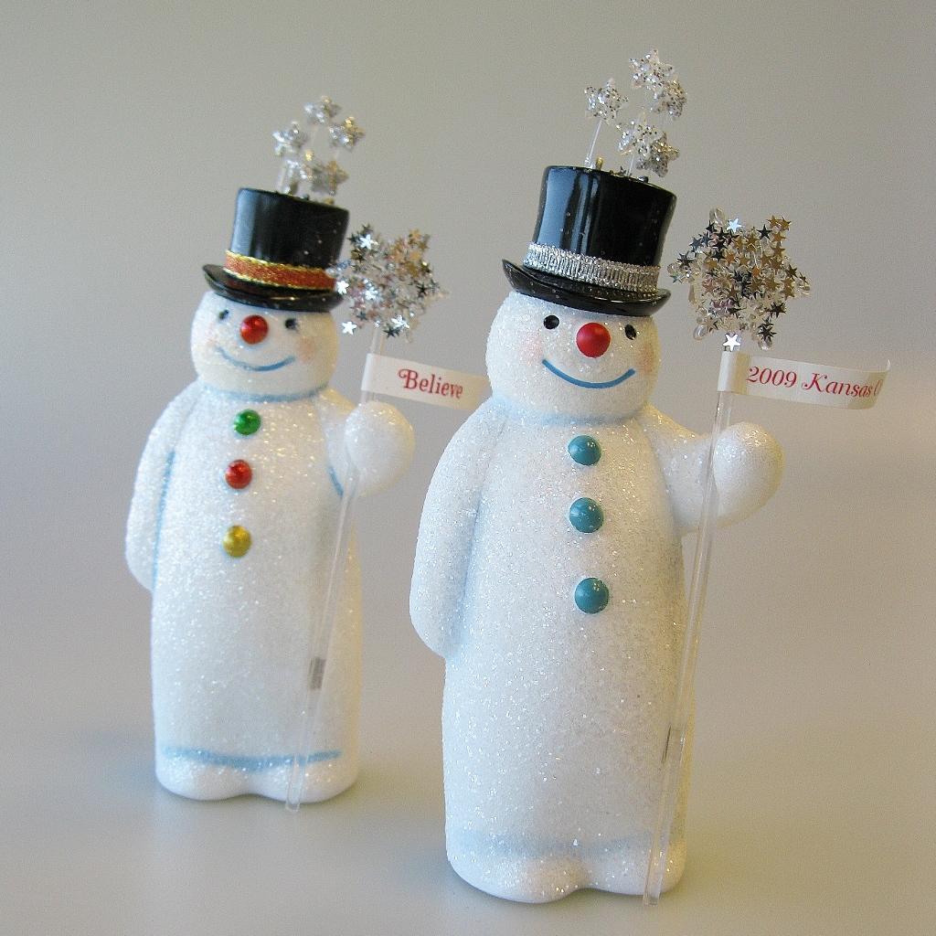 Волшебный подарок от снеговика 58