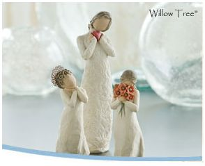 Willow Tree Angels at Hooked on Ornaments