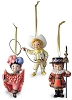 2001 It's A Small World After All, Set of 3, Club - RAREHallmark Christmas Ornament