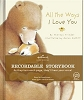 All the Ways I Love You Recordable StorybookHallmark Christmas Ornament