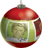 2014 One Direction  - Carlton Ornament Hallmark Christmas Ornament