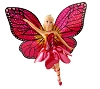 2013 Barbie Mariposa - Carlton Ornament