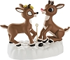 2013 Rudolph The Red Nosed Reindeer -Carlton *MAGIC* Ornament