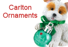 2015 Carlton Ornaments