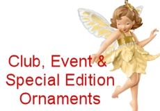 2015 Hallmark Club, Event & Special Edition Ornaments
