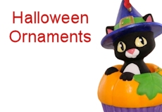 2015 Hallmark Halloween Ornaments