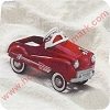 1955 Murray Red Champion - DBHallmark Christmas Ornament