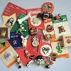 Lapel Pin Grab Bag - SIX Assorted Pins!