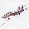F-14A Tomcat - Legends in FlightHallmark Christmas Ornament