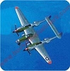 "P-38 Lightning ""Marge""Hallmark Christmas Ornament"