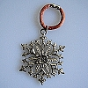 Holiday Snowflake, Silver Little Gallery