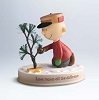 Charlie Brown - Love Makes All The DifferenceHallmark Christmas Ornament