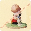 Hugs, Peanuts FigurineHallmark Christmas Ornament