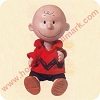 Charlie Brown Hallmark Christmas Ornament