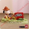 Campfire Friends - Peanuts Gallery FigurineHallmark Christmas Ornament