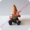 1987 Toymaker Elves, Emil - FigurineHallmark Christmas Ornament