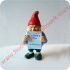 1987 Toymaker Elves, Kurt - FigurineHallmark Christmas Ornament
