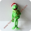 Kermit the Frog - Stocking Hanger -  DBHallmark Christmas Ornament