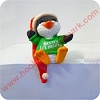 Shirt Tales Penguin Hallmark Christmas Ornament