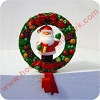 Della Robia Wreath - NBHallmark Christmas Ornament