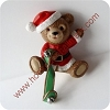 Jingle Bear Hallmark Christmas Ornament