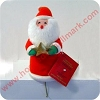SantaHallmark Christmas Ornament