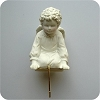 CherubHallmark Christmas Ornament