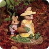 Garden Capers - Tender Touches FigurineHallmark Christmas Ornament