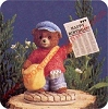 Newsboy Bear - Tender Touches Figurine