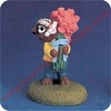 Chipmunk With Roses  - Tender Touches Figurine
