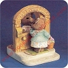 Chatting Mice - Tender Touches FigurineHallmark Christmas Ornament
