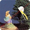 Bunny With Kite - Tender Touches Figurine DBHallmark Christmas Ornament