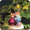 Stealing A Kiss - Tender Touches Figurine