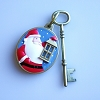 2008 Santa Key, Lights UpHallmark Christmas Ornament