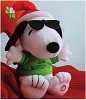 Peanuts Christmas Magic Plush - Joe Mistletoe - Gimme a SmoochHallmark Christmas Ornament