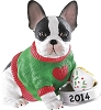 2014 Puppy Love - Carlton Ornament Hallmark Christmas Ornament