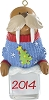 2014 Ice Pals - Carlton Ornament Hallmark Christmas Ornament