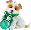 2015 Puppy Love - Carlton Ornament