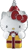 2014 Hello Kitty - Carlton Ornament Hallmark Christmas Ornament