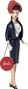 2014 Barbie Commuter Set - Carlton OrnamentHallmark Christmas Ornament