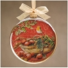 Basket of Fruit Glass Ornament - Natures JourneyHallmark Christmas Ornament