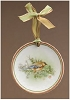 Bluebird Mini Plate Ornament - RETIRED