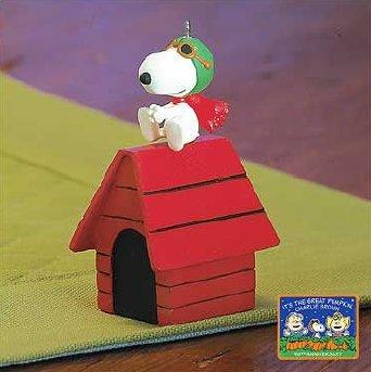 Snoopy Christmas Tree Ornaments