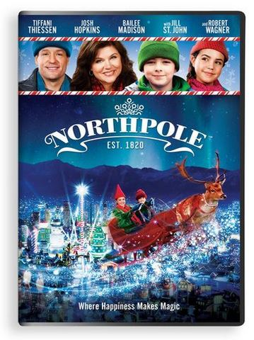 Northpole Christmas - Hallmark Channel Movies DVD
