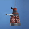 2016 Dr Who, Red Dalek Ornament by Adler