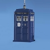 Dr Who, Tardis Ornament by Adler