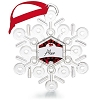 2014 Find Me, Santa! Snowflake - featured in Northpole MovieHallmark Christmas Ornament