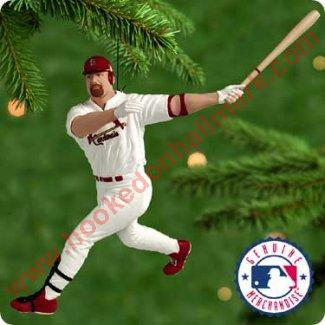 At the Ballpark Hallmark Christmas Ornaments