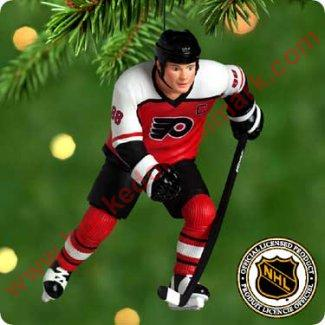 Hallmark Hockey Greats Christmas Ornaments